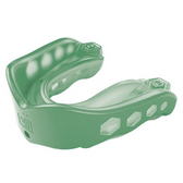 Shock Doctor Gel Max Convertible Mouthguard - Green