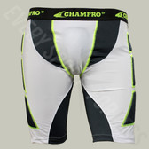Champro On Deck Sliding Shorts With Cup Senior - White