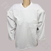 Montreal Hockey Co. Practice Jersey JR- White
