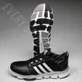 Adidas Speed Trainer 2 Men's Baseball Shoe F37651 - Black/Silver/White