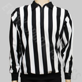 CCM 150 Senior Official Referee Shirt - Black / White