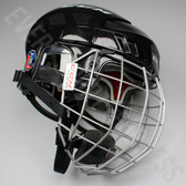 CCM Fitlite FL60 Senior Ice Hockey Helmet with Cage - Various Colors