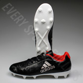 Adidas X 17.4 FG Women's Soccer Cleats BA8564 - Black/Plamet/CoreRed