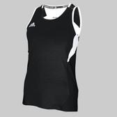 Adidas Women's Utility Athletic Tank Top - Black/White