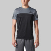 Adidas CB ESS Tech Tee Senior Atheltic Tee Shirt BJ9022