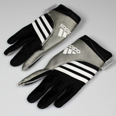 Adidas Versa Women‰Ûªs Lacrosse Glove- Black/Grey
