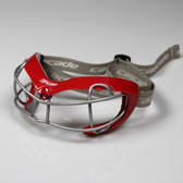 Cascade Poly Arc Lacrosse/Field Hockey Goggles - Red