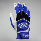 Rawlings Workhorse Youth Batting Glove - Royal