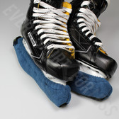 Elite Hockey Pro Terry Skate Soakers - Blue