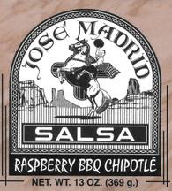 Raspberry BBQ Chipotle