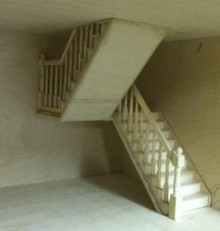 Stairs with a Return