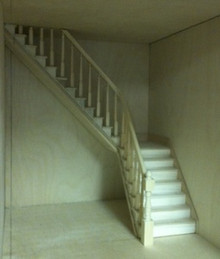 Stairs with a Turn