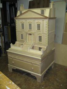 Ashleaf House - Paint grade
