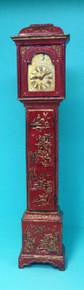Chinoiserie Longcase Clock