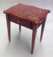 Side Table in Chinoiserie Style