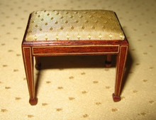 Inlaid Stool