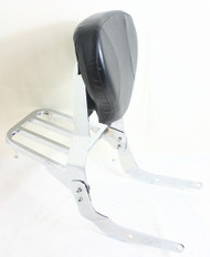 Kawasaki Vulcan VN1600 Sissy Bar Set with Luggage Rack