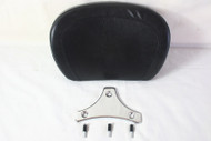 Passenger Backrest Pad for Harley HD Touring