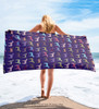 Horse Lover Beach Towel