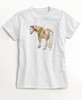 Cute Pony Kids Tee Shirt