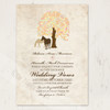 Autumn Horses Wedding Invitation (10 pk)