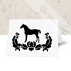 Blank Equestrian Note Cards (10 pk)
