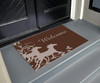 Wild Horse Lover Door Mat