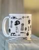 Hunter Jumper Horse Show Equestrian Themed Coffee Mug