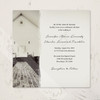 Vintage Old Church Wedding Invitation (25 pk)
