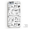 Horse Show Essentials Equestrian Pattern Phone Case
