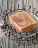 African Shea Butter Infused Essential Oil Soap and Dish Set
