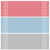 English Horse Bits Scarf Color Options of Pink, blue, or gray
