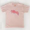 Equestrian Jumping Horse Kids T-Shirt
