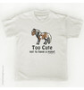 Too Cute Pony Kids T-Shirt
