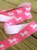 Pink Gaited Saddlebred Horse Ribbon