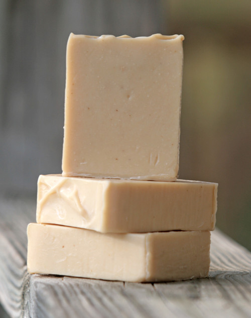 Seriously Moisturizing Coconut Essential Oil Soap