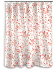 Country horse Shower curtain