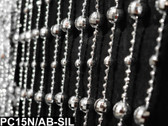 Mirror Ball Beaded Curtain