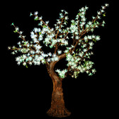 Cherry Blossom Tree 4' 8 High 448 LED Lights SHIFT COLOR Taylor Style