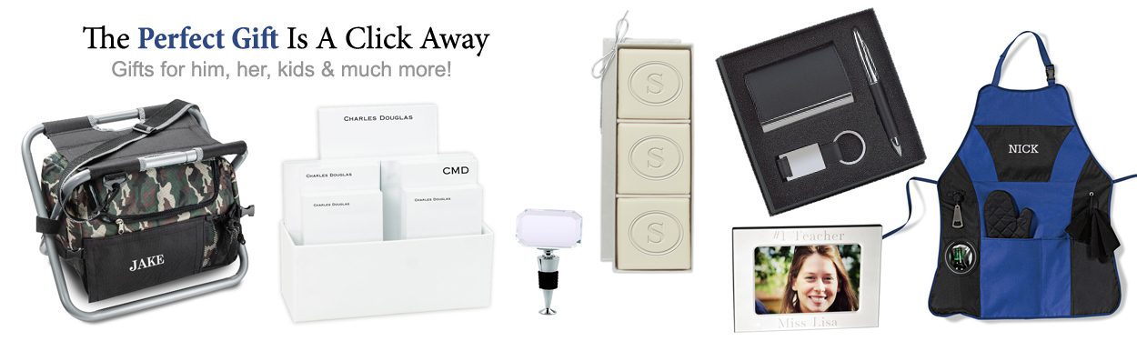 Personalized Gifts by StationeryXpress.com