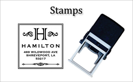 Personalized Stamps by StationeryXpress