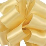 Buttercream Wired Satin Ribbon