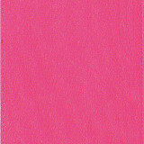 Hot Pink Single Faced Satin Ribbon From Offray. Buy your Offray Ribbon at Wholesale Prices.