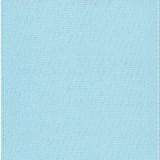 Light Blue Single Faced Satin Ribbon