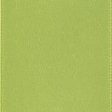 Lemongrass Single Faced Satin Ribbon