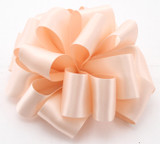 Pink Blush Double Faced Satin Ribbon