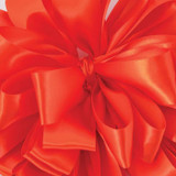 Poppy Double Faced Satin Ribbon