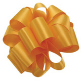 Yellow Gold Double Faced Satin Ribbon