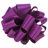 Royal Orchid Double Faced Satin Ribbon