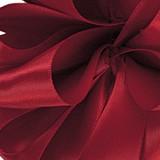 1/8 Dainty Scarlet Satin Ribbon